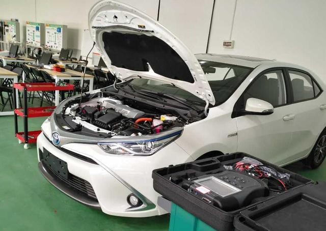 江西考汽车维修工哪里可以考在网上怎么报名多久发下来(图2)